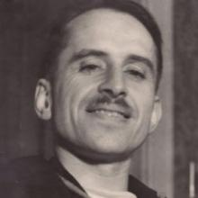 James Hearst Portrait